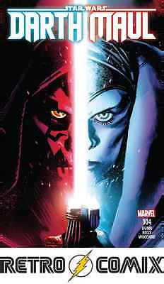 Marvel Star Wars Darth Maul #4 First Print New/unread Bagged & Boarded