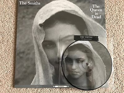 "The Smiths - The Queen Is Dead 7"" and 12"" vinyl 31st Anniversary 2017 New Sealed"