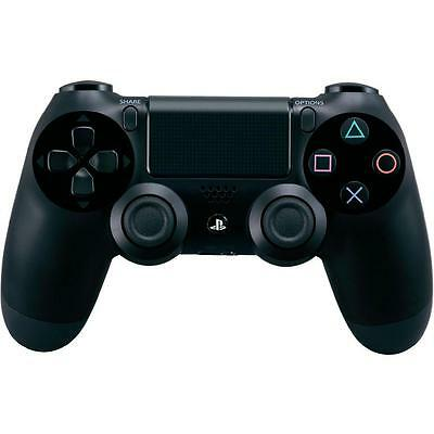 Original Sony Playstation 4 PS4 DUALSHOCK Controller Schwarz Gamepad Wireless