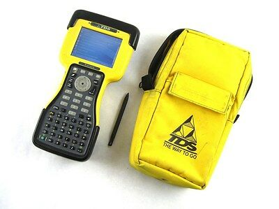 TDS Ranger X Series GPS Total Station Surveying Portable Computer Data Collector