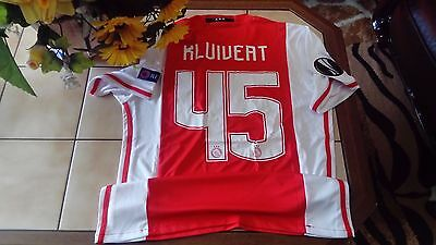2017 Ajax Amsterdam vs Manchester United FINAL jersey shirt Maillot Camiseta