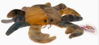 TY Beanie Baby - Claude the Crab