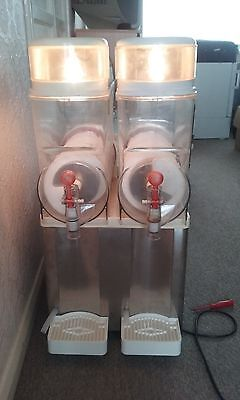 2X12L Electro Freeze Model 228 Slush Machine