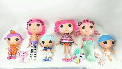 Lalaloopsy Dolls Bundle Includes Bubbly Mermaid