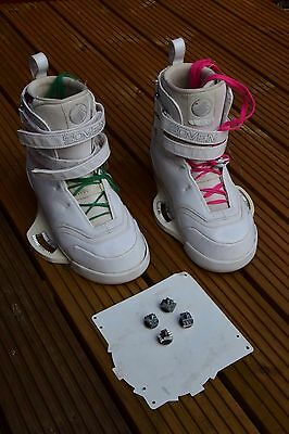 Liquid force soven Wakeboard Bindings And Fixings UK 10-12