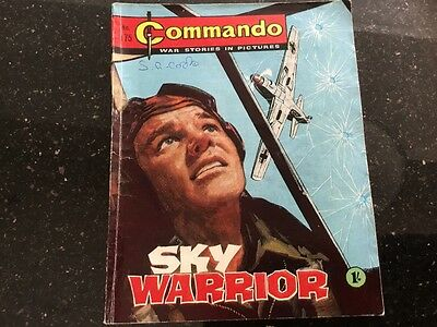 Vintage Commando Comic No.175