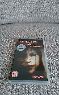 The Silent Hill Experience  -*- Psp -*- Umd -*- Vgc -*- Rare -*-