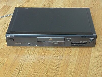 Sony Single Disc CD Player CDP-XE300 with Remote Control