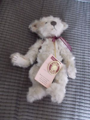 Rare Charlie Bears 2009 Selwyn Designed By Isabelle Lee Limited Edition 207/300