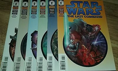 Star Wars: The Last Command 1 - 6: Near Mint!