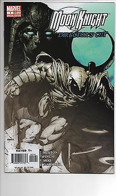 Moon Knight #1 Nm (2006) Director's Cut Special Edition Huston Finch