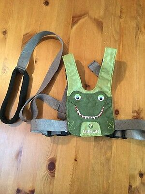Littlelife Dinosaur Reigns/Walking Aid For Baby/Toddler - Ages 1-3yrs