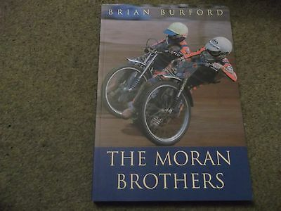The Moran Brothers By Brian Burford Tempus 2002 Rare Speedway Book