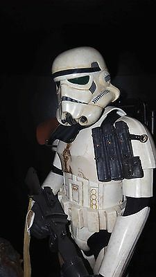 Custom Helmet  for Sideshow Star Wars SandTrooper Premium Format Figure