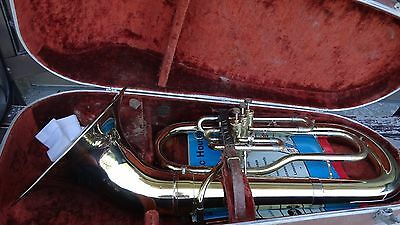 Olds & Son Baritone Horn