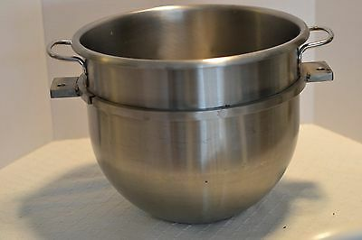 Hobart D20 20qt Commercial Stainless Steel Mixing Bowl