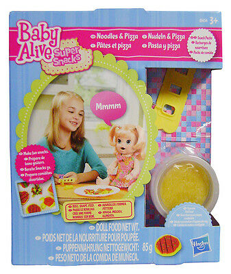 Baby Alive Super Snacks Treat Time Snack Pack Doll Food