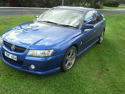 VZ COMMODORE SV6 2006yr AUTO , 173KLMS  with RWC