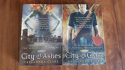 The Mortal Instruments Books 2 and 3