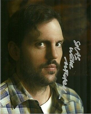Grimm Silas Weir Mitchell Autographed Signed 8x10 Photo COA