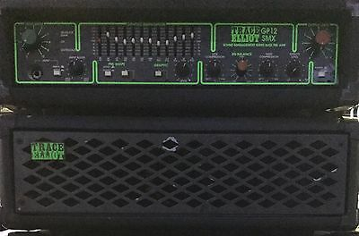 Trace Elliot GP12 SMX  Bass Amplifier equipement with speaker and tweeter