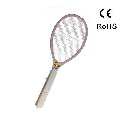TIANWANG High Voltage Electric Mosquito Swatter Racket Bug Insect Zapper Killer