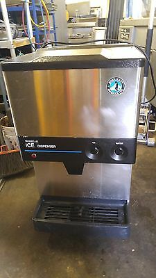 Hoshizaki DCM-270BAH, Ice Maker, Air-cooled, Ice and Water Dispenser