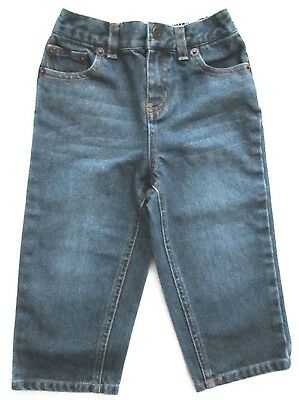 Polo Ralph Lauren Toddler Little Boys 24 Months 5- Pocket Denim Blue Jeans EUC