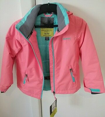 Girls ski jackets