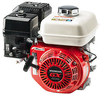 "New Honda Gx200 Qx2 Engine - 3/4"" Shaft 6.5 Hp"