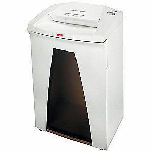 SECURIO BY HSM Paper Shredder,Strip-Cut,28 to 30 Sheets, SECURIO B32S, White