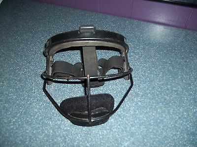 RIP IT Defense Youth Softball Fielders Face Mask Guard RIPDG-Y-B Black