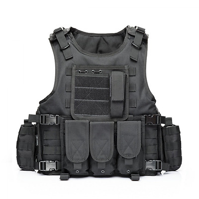 YAKEDA Tactical Vest Outdoor Equipment Army fans field tactical vests for men an