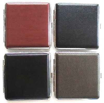 Cigarette Cases Value Pack Combo Set of 4 Model 5