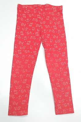 GYMBOREE 3T Dachshund Wiener Dog Dog Pattern Leggings CUTE