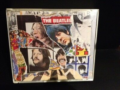 THE BEATLES - ANTHOLOGY #3 (2 X CD + booklet) CDP 7243 8 34451 2 7