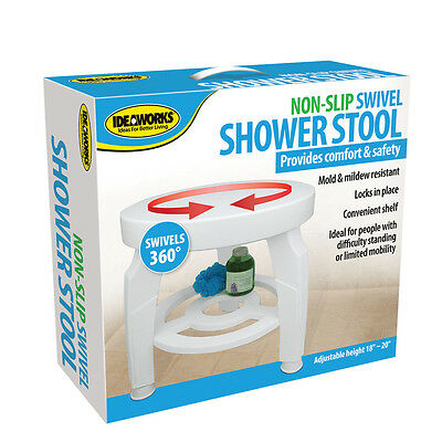 Bath Shower Swivel Seat - Mobility Bathing Aid