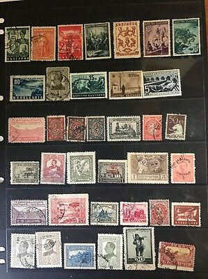 stamps  Bulgaria - Used - Lot 512