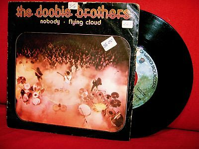1974 THE DOOBIE BROTHERS Nobody Flying Cloud 7/45 PORTUGAL RARE PS Roots Rock