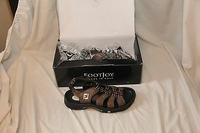 Men's Footjoy, Golf Sandals, Size 8 . 45434, New