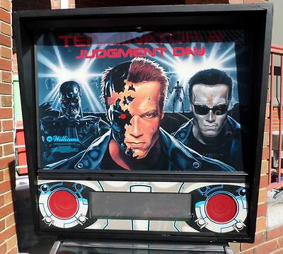 Terminator 2 T2 Judgment Day Pinball Machine Williams 1991 WPC Arnie
