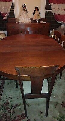 antiques-Dinning Room Table