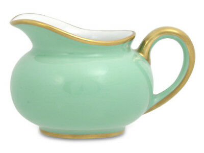 NEW Limoges Legle Water Green Cream Jug