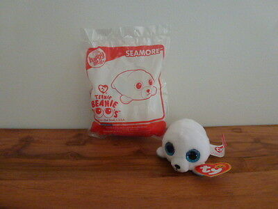 McDonalds TY Teenie Beanie Boo's Happy Meal toy *** SEAMORE ***