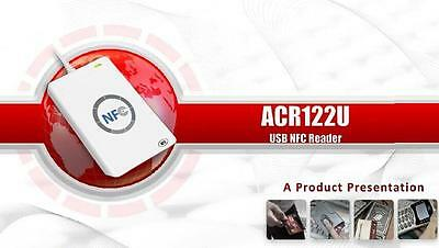 ACR122 NFC Contactless Smart Card Reader