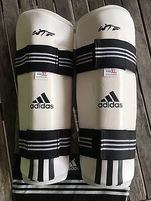 Adidas Taekwondo Martial Arts Shin Guards