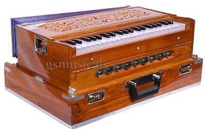 Harmonium 3 Set Teakwood Box Model Gsm042/3