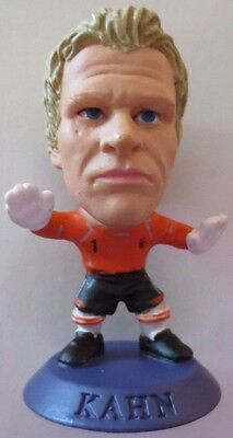 Oliver Kahn 2006 Germany Goalkeeper Football Corinthian Figure Blue Base MC5539