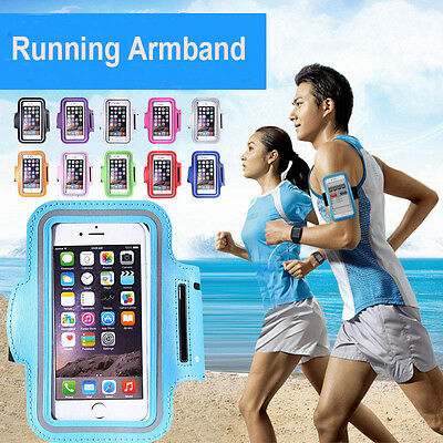 Sports Armband GYM Jogging Running Riding Arm Band Holder Case For Smart Phones
