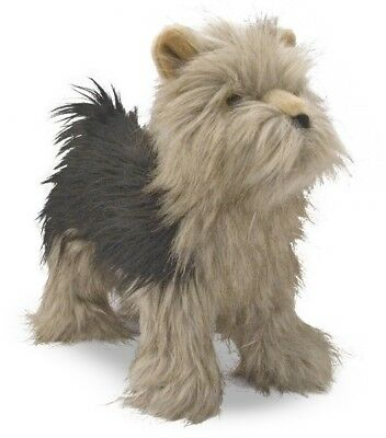 Melissa & Doug Yorkshire Terrier - Plush. Shipping is Free